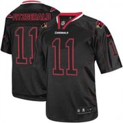 Men's Nike Arizona Cardinals 11 Larry Fitzgerald Elite Lights Ou Free