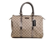 Wholesale Gucci Joy Medium Boston Bag Dark Brown Free shipping Paypal