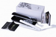 GHD IV MK5 Dark Styler Limited Edition Hair Straightener-White wholesa