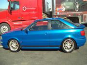 Audi 90 2.3 liter,  5-cy