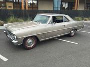 1967 Chevrolet Nova SS Hardtop