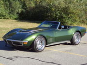 1970 Chevrolet Corvette LT1 CORVETTE CONVERTIBLE FULLY DOCUMENTED