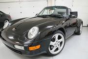 1997 Porsche 911 911 CARRERA CABRIOLET