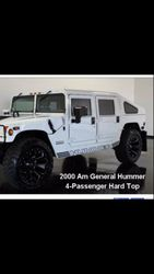2000 Hummer H1 General Humer
