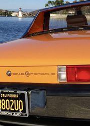 1970 Porsche 914 PORSCHE 914-6