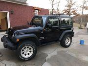 2012 Jeep Wrangler Hardtop
