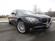 2012 BMW 7-Series 2012 BMW 750LI XDRIVE